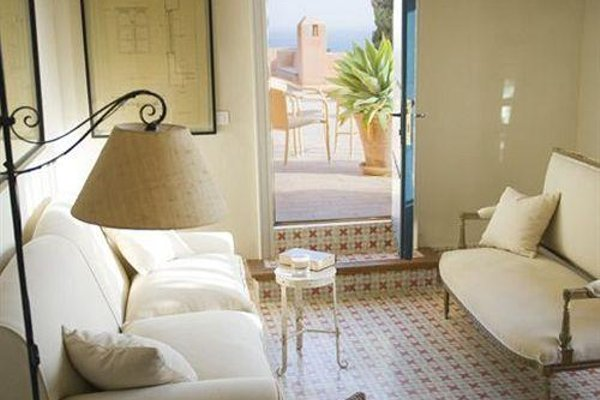Hotel Castillo de Santa Catalina - фото 20