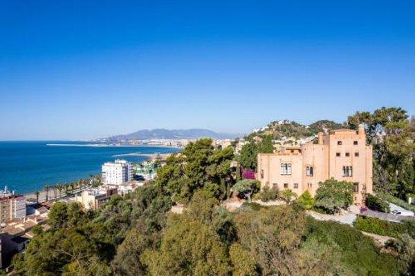 Hotel Castillo de Santa Catalina - фото 23