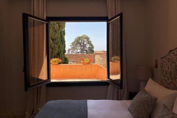Hotel Castillo de Santa Catalina - фото 7