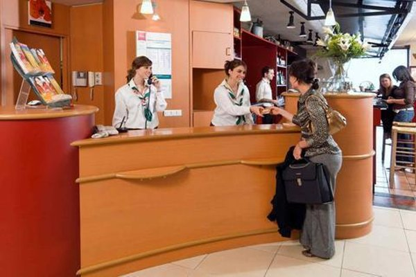 Ibis Budget Malaga Aeropuerto Avenida de Velazquez - фото 15