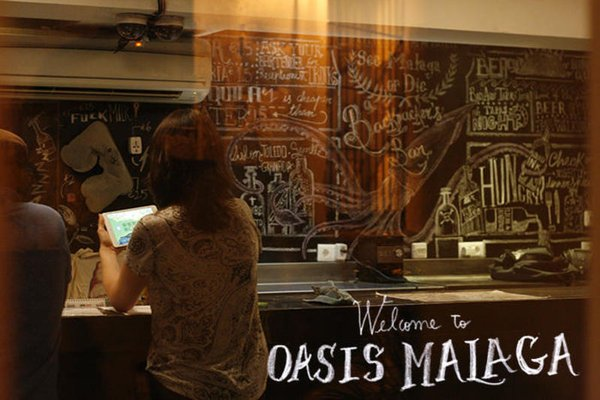 Oasis Backpackers' Hostel Malaga - фото 19