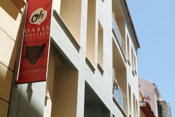 Oasis Backpackers' Hostel Malaga - фото 21