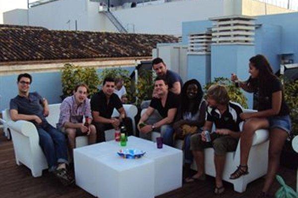 Oasis Backpackers' Hostel Malaga - фото 23