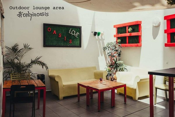 Oasis Backpackers' Hostel Malaga - фото 6