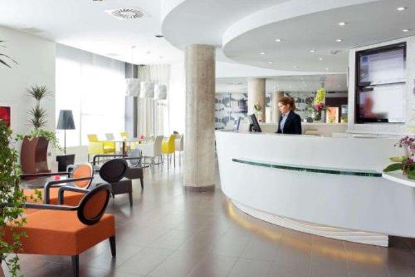 Novotel Suites Malaga Centro - фото 18