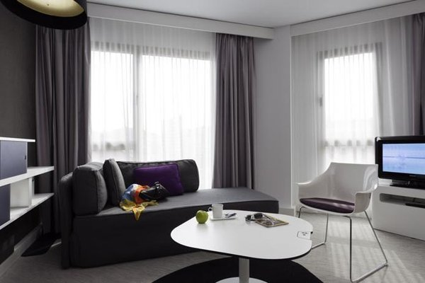 Novotel Suites Malaga Centro - фото 20