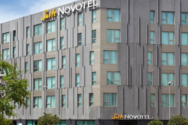 Novotel Suites Malaga Centro - фото 22