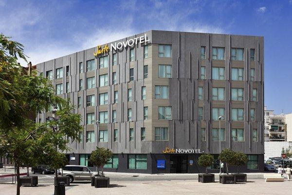 Novotel Suites Malaga Centro - фото 23