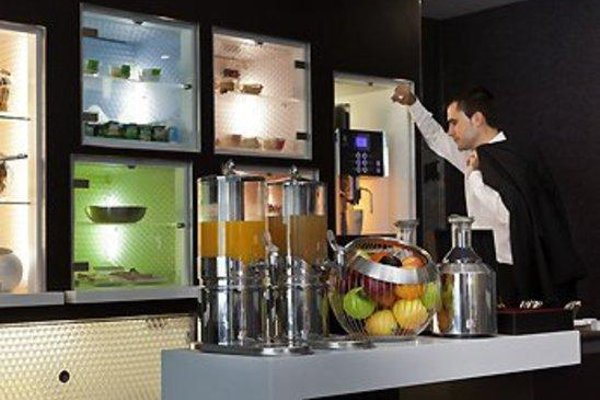 Novotel Suites Malaga Centro - фото 9