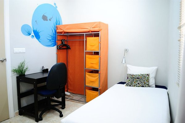 Malaga Hostel - фото 50