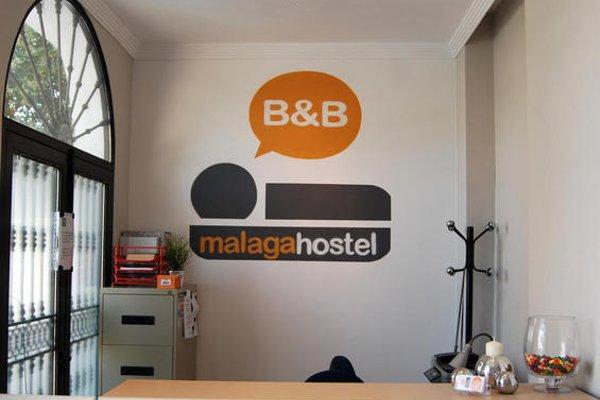Malaga Hostel - фото 15