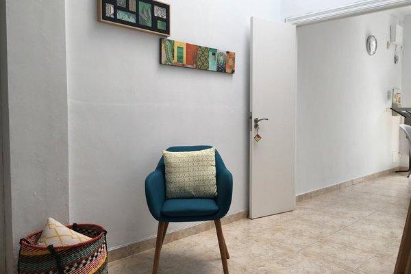 Malaga Hostel - фото 9
