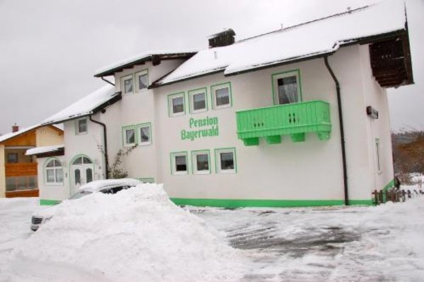 Pension Bayerwald - фото 22
