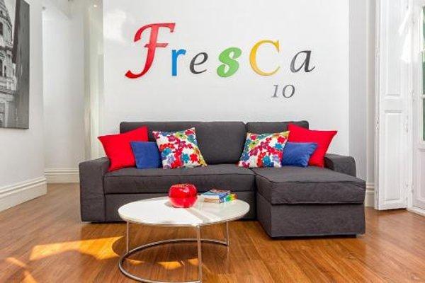 Apartamentos Malaga Flat - фото 11