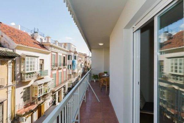 Apartamentos Malaga Flat - фото 20