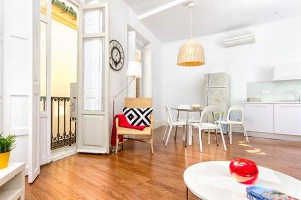 Apartamentos Malaga Flat - фото 9