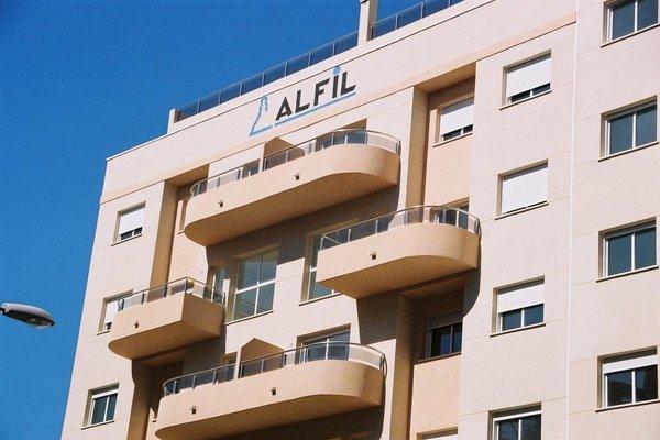 Residencia Universitaria Alfil - фото 50