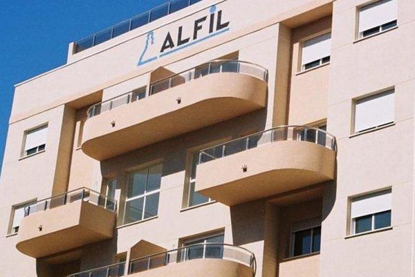 Residencia Universitaria Alfil - фото 10