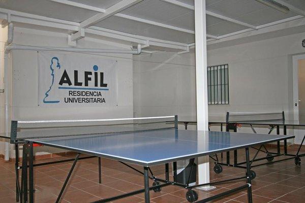 Residencia Universitaria Alfil - фото 9