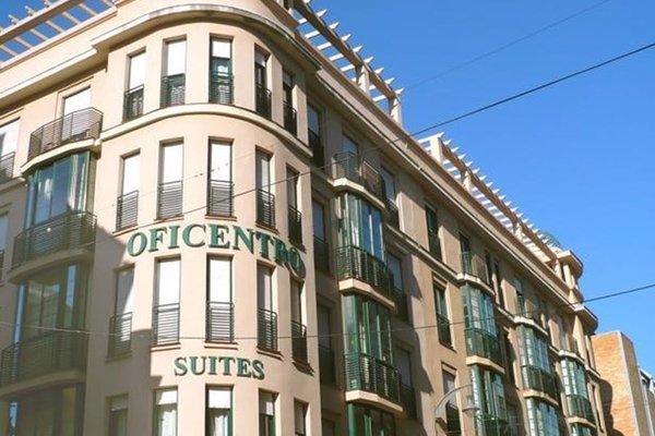 Apartamentos Suites Oficentro - фото 22