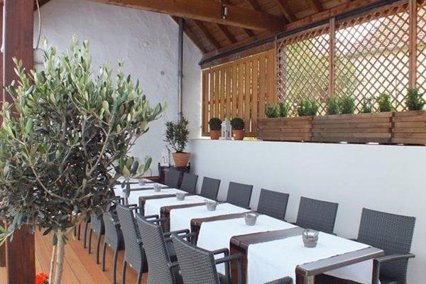 Rezas Bistro Restaurant Gastehaus - фото 11