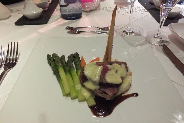 Rezas Bistro Restaurant Gastehaus - фото 7
