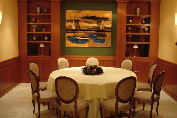 Hotel Majadahonda - фото 11