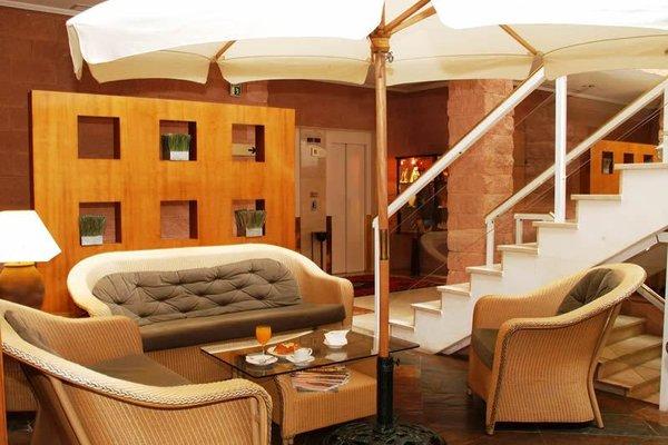 Hotel Majadahonda - фото 4