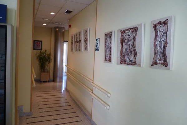 Hotel Barajas Plaza - фото 17