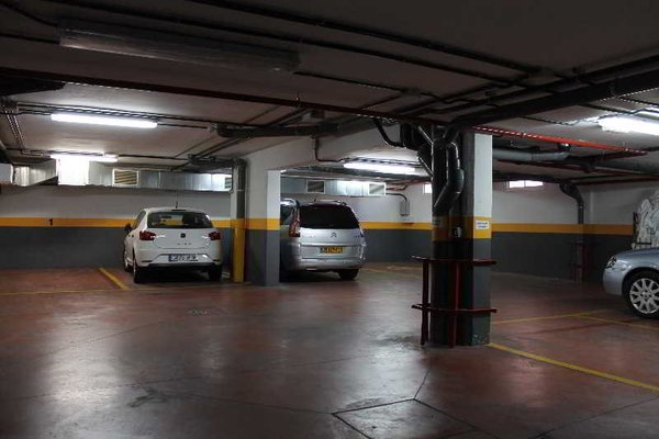 Hotel Barajas Plaza - фото 18