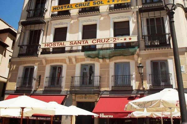 Hostal Cruz Sol - 23