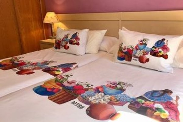 Luz Madrid Rooms - фото 8