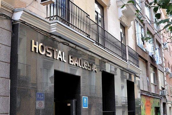Hostal Ballesta - фото 21