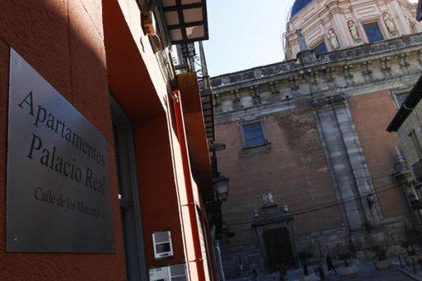 Apartamentos Palacio Real - фото 22