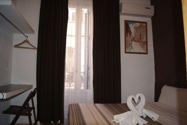 Hostal A Nuestra Senora de La Paloma - фото 21