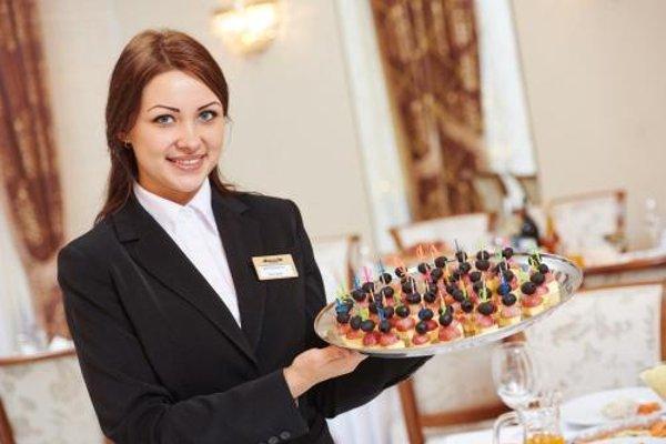 Гостиница Виктория На Замковой - фото 17