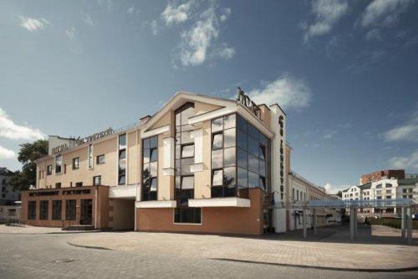 Гостиница Виктория На Замковой - фото 23