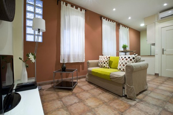 Apartamentos Tirso de Molina - фото 12