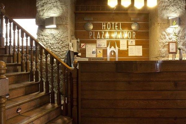 Hotel Plaza Mayor - фото 16