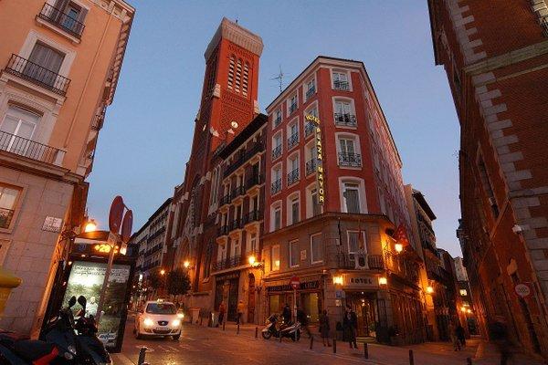 Hotel Plaza Mayor - фото 22