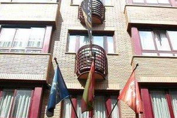 Stylish City Aparthotel Madrid - фото 23