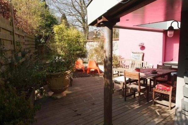 Guest House Les 3 Tilleuls - фото 11