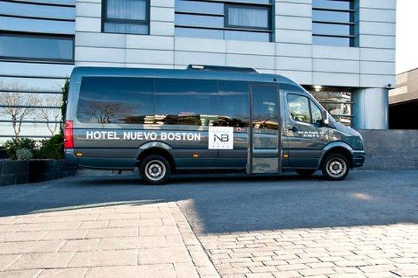 Hotel Nuevo Boston - 21