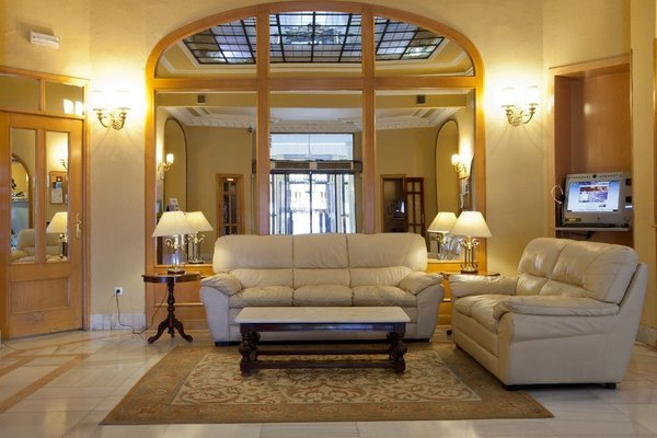 Hotel Mediodia - фото 8