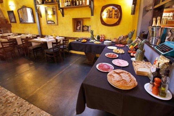 Hostal Alhambra Suites - 12