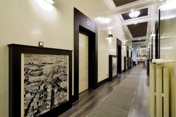 Hostal Alhambra Suites - 15