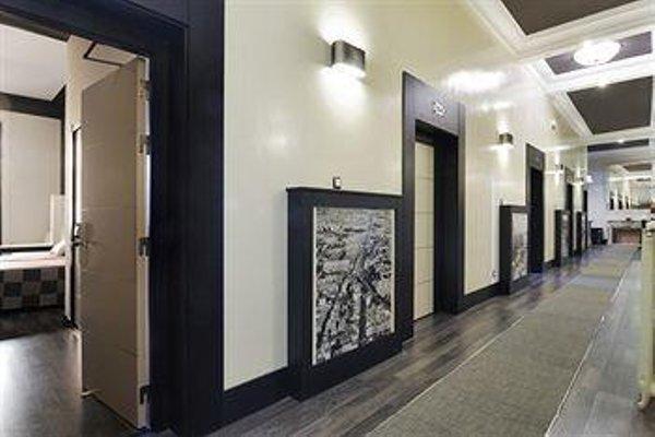 Hostal Alhambra Suites - 16