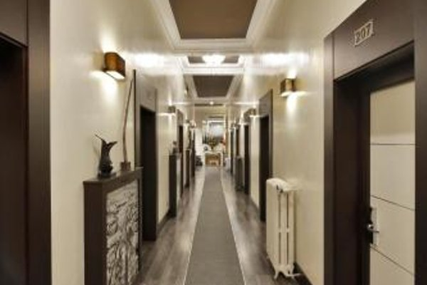 Hostal Alhambra Suites - 17