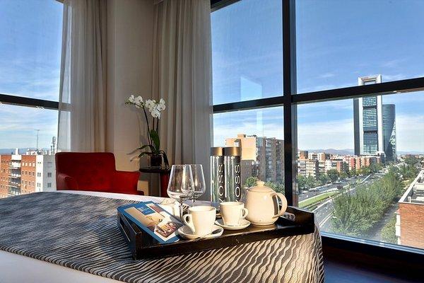 Hotel Via Castellana - фото 21