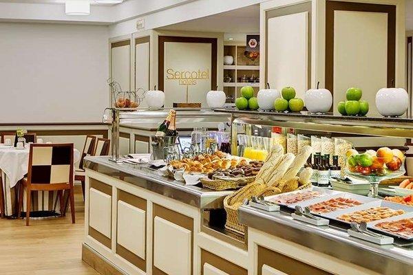Sercotel Gran Hotel Conde Duque - фото 12